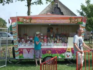 Mooi weer en een gezellige dorpskermis: zomer's Wogmeer 2014